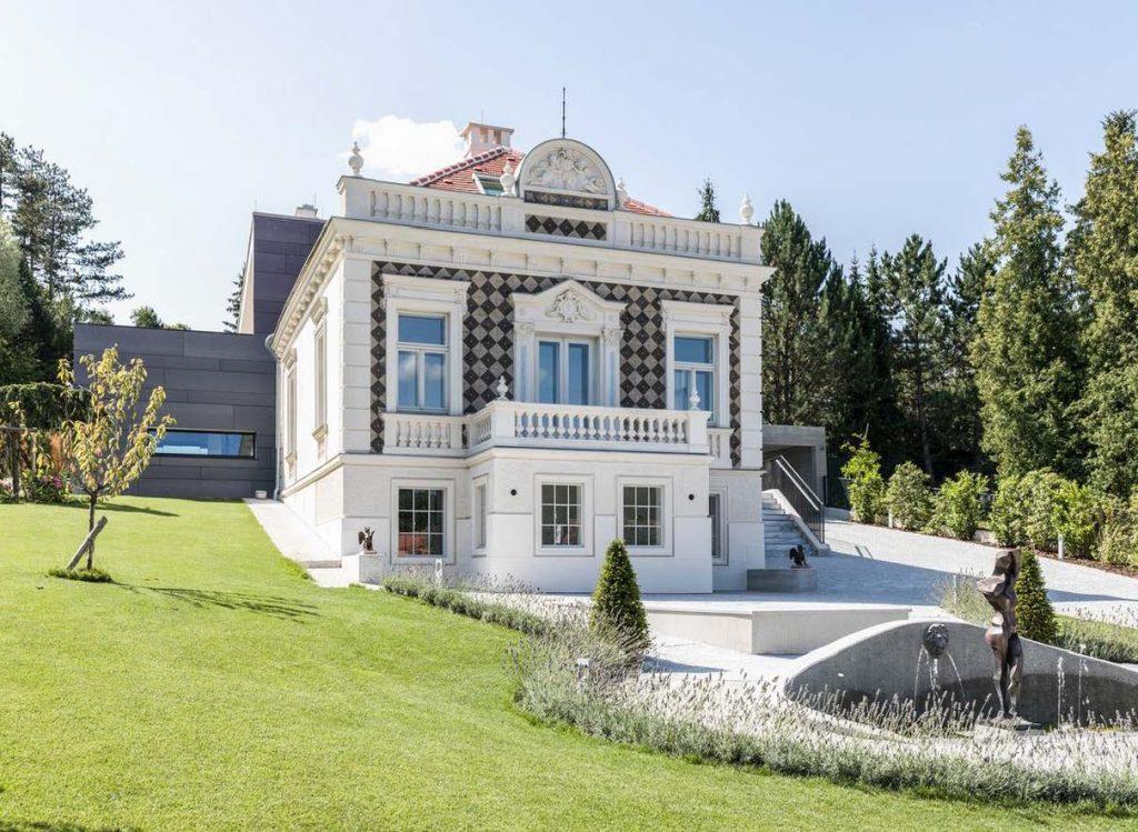 Wohnhaus in Gaaden/NÖ
