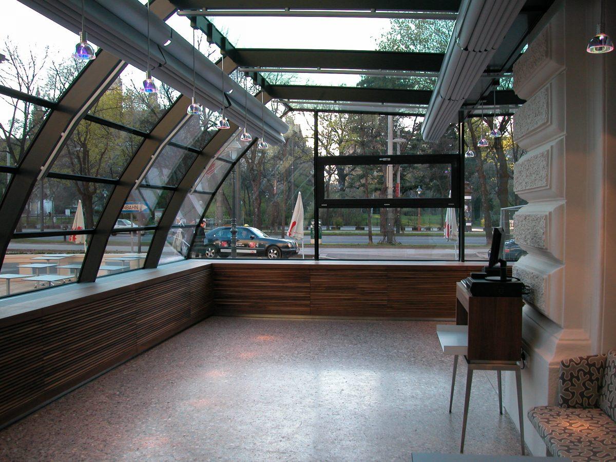 Cafe Landtmann – Wintergarten*