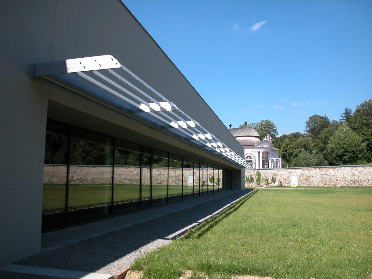 Stift Melk – Sanierung Gymnasium/ Neubau Dreifachsporthalle*