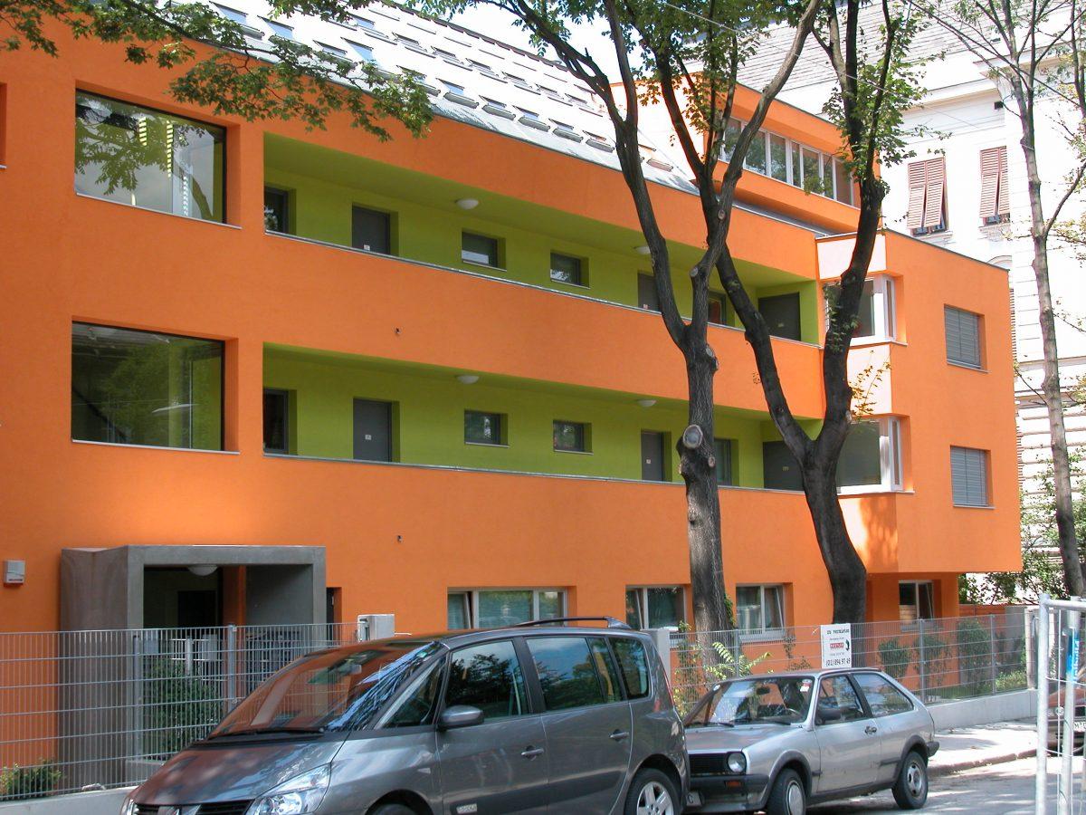 Mehrfamilienwohnhaus Wien