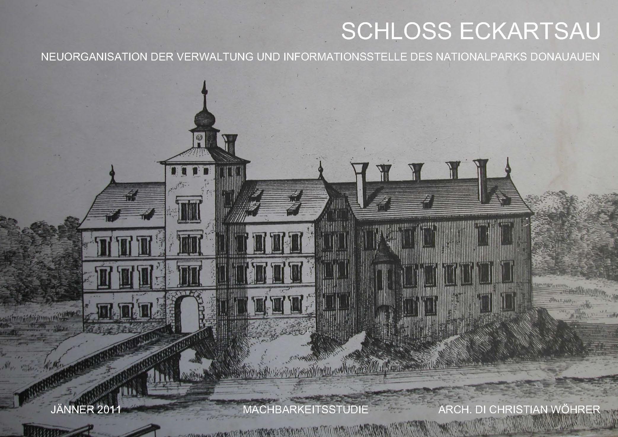 Schloss Eckartsau – Verwaltung/Besucherzentrum