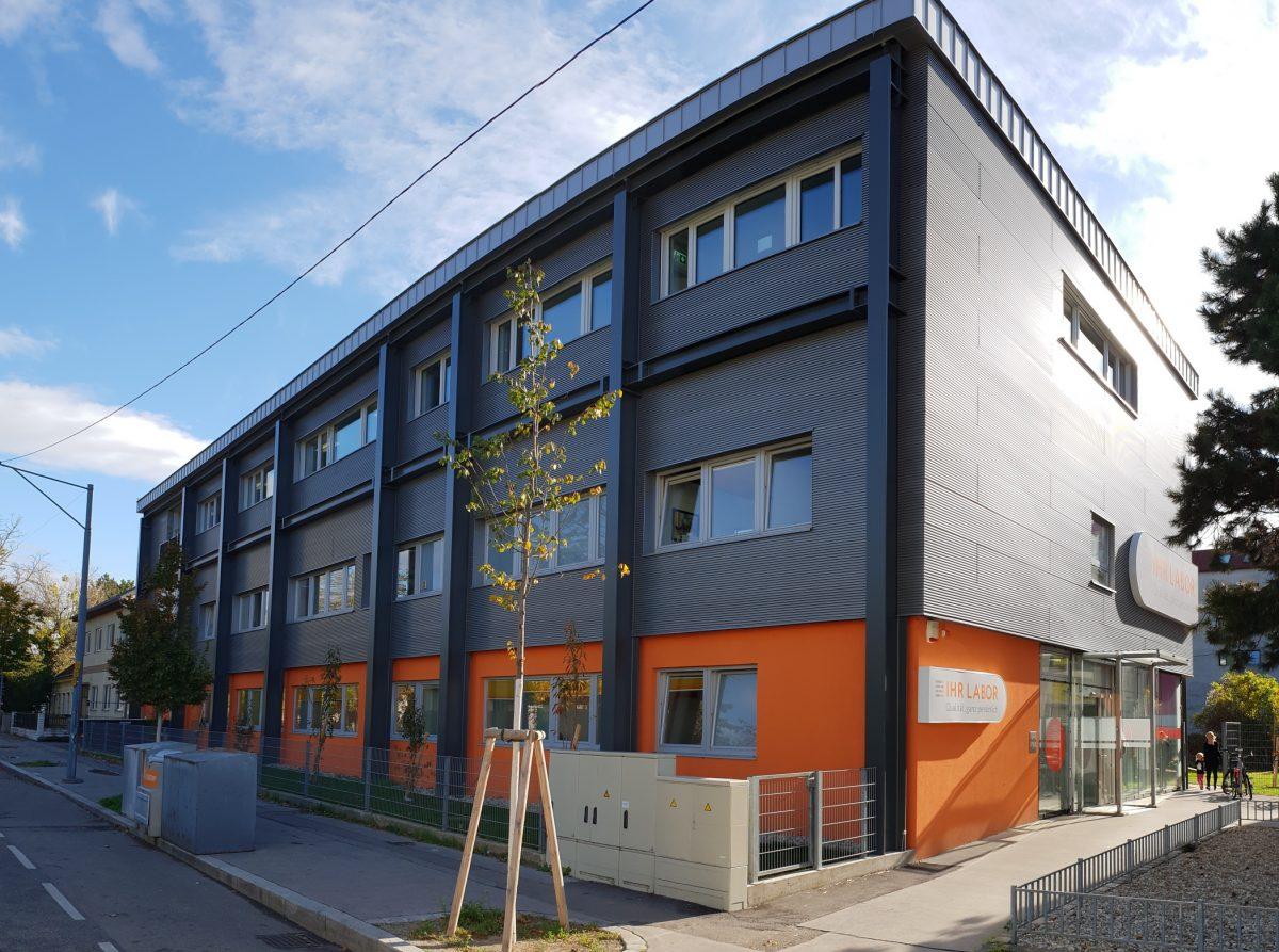 Laborgebäude 1220
