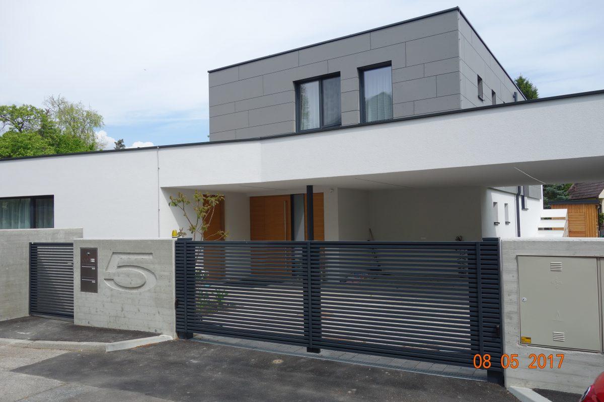 Haus S. in Mödling